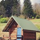 chata w bieszczadach, stylowy dom bieszczady, baligród, dom w górach, chata w górach, nocleg w bieszczadach