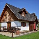 Chata w bieszczadach na wynajem, chata baligród, Baligród,dom z gliny